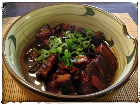 Hongshaorou Rezept