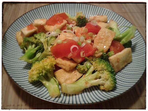 Tofu Rezept chinesisch
