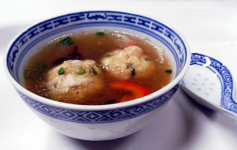koreanisch kochkurs-Fischsuppe