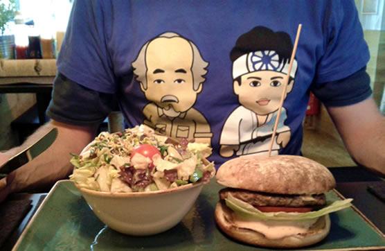 Burger Hans im Glück