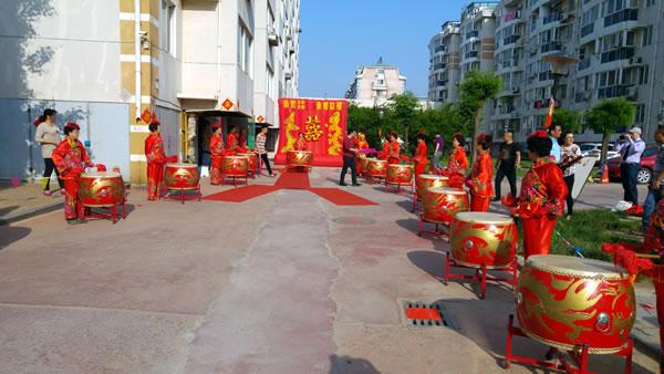 chinesische-hochzeit-trommler
