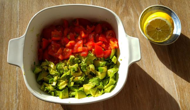 guacamole-rezept
