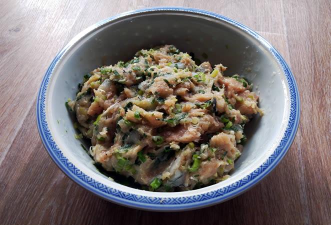 Chinesisch kochen wantan rezept chan auf futtersuche for Chinesisch kochen