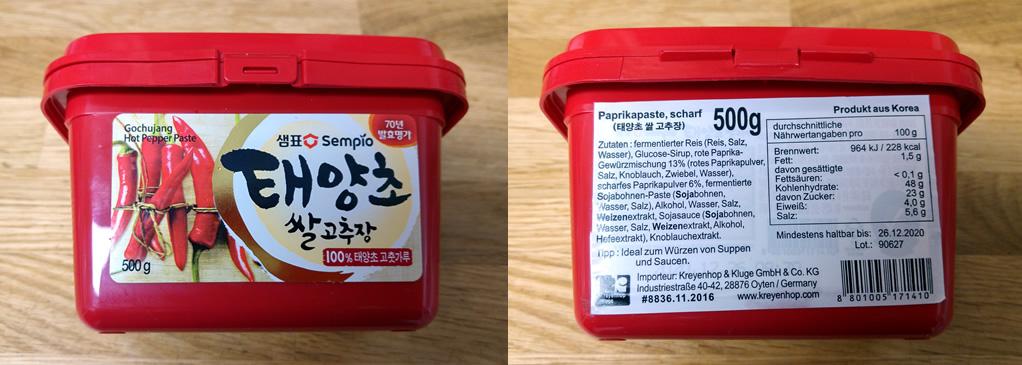 Gochujang-koreanische-Paprikapaste